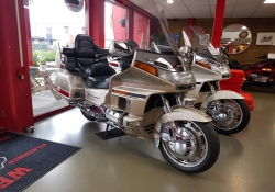 MZ-99-DJ Honda Goldwing GL1500 SE Canadian edition