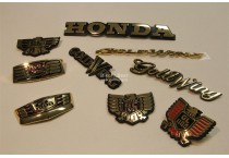 Goldwing emblemen / stickers