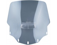 Standard windscreen with vent, clear GL 1500