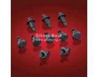 Quick release 10 pack, 12mm, 8mm steel GL1800