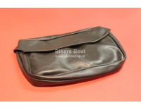 Back rest bag universal 30 x 20 cm Brown without buttons.
