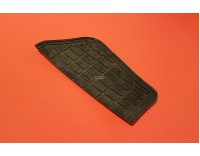 Floorboard rubber right GL1000 / 1100/1200 length 23.5 cm