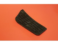 Floorboard rubber left GL1000 / 1100/1200 length 23.5 cm