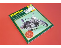 Repair manual Haynes GL1000