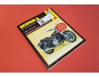 Repair manual Haynes GL1100 English