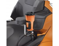 Passenger cup holder on armrest GL1200/1500 and all GL1800 models, also the 2018up