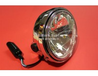 Headlight chrome ABS GL1000 / 1100 and 1200 naked bikes