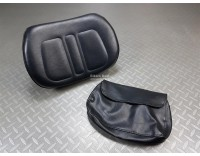 Backrest pillion GL1200/1500 dark-grey  new