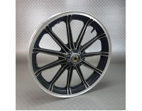 Front wheel Aluminium GL1100 USA model, fits all 1100's used.