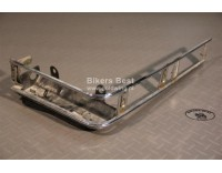 Saddlebag metal protector strip GL1200 right side. Stainless steel ( G10 )