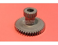 # 23511-MG9-681  Transmission gear final driven GL1200 (4) used  ( E40 )