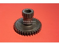 # 23511-MB9-780  Gearbox gear final driven GL1200 1984/1985 - used part ( E70-75 )