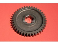 # 23501-MB9-000  Gearbox sprocket GL1200 1984/1985 final drive - used part   ( E70-75 )