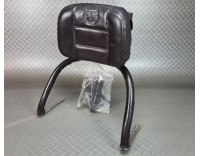 SOLD: Backrest for all GL1200 models brown used in clean condition.