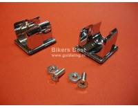 Headset clamps, chrome ( P 44020864 /  B 2-305 )