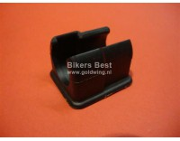 # 39242-MN5-000 Headset clamp, black rubber, one piece