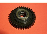 # 23500-MT8-000  Gearbox sprocket primary final 35T  GL1500 - used   ( E70-75 )