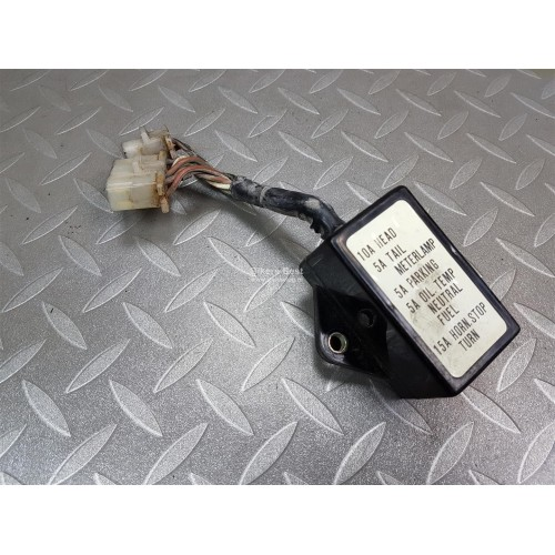 # 38200-371-153 Fuse Box GL1000 Used