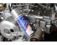 Aerosol Silver paint, ideal for engines en rims  400 ML