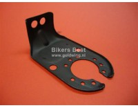 Trailer connector mounting bracket universal