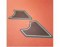 Engine plates sticker set GL1200 models