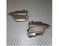 Engine cover set GL1500 brown / gold used D53