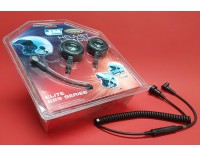 J&M Elite headset for all Goldwings, better speakers and microphone, complete kit (per helmet)
