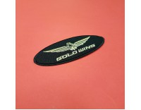 Goldwing GL1800 oval badge 10 x 4.5 cm