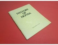 Book history of Honda