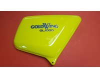 # 83600-371-610ZC Side cover GL1000 right yellow Y34 new OEM Honda