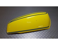 # 83100-371-610ZC Tank cover right GL1000 K1 yellow Y34 new OEM Honda