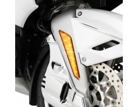 Front fork LED lights set GL1800 2018up models ( P 20402486 )