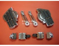 Floorboard set, all models GL 1000 GL 1100 GL 1200 GL 1500 ( P 16201062 )