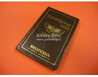 Owners manual  UK/DE GL 1500  SE1992-1993  (second hand)
