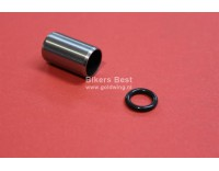 # 91301-MJ0-003 O-ring (7.8X1.9) engine bushing several GL models