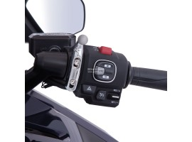 Drinking cup holder on handlebar all GL1800 models