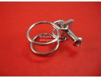 # 95002-01120 Clamp in chrome for fuel tube