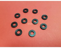 Rubber rings 12-2 mm 10 pieces