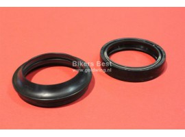 # 51490-MFR-671 Frontfork seal and dustseal for GL1800 2012up