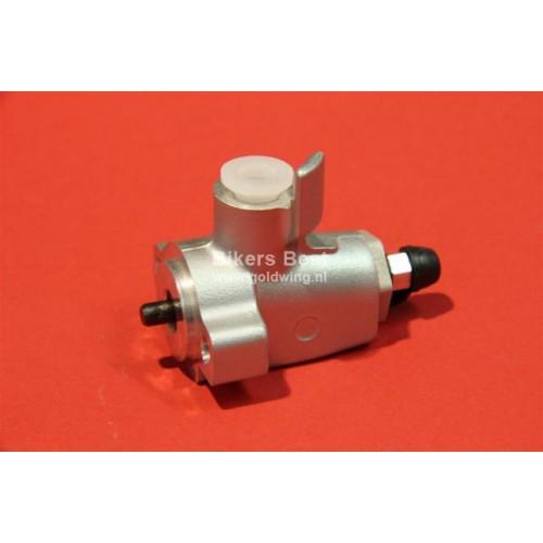 811005 Vin: 9KC E-ton ATV Fuel gas Tank Eton Viper 90 Silver Series RXL-9009
