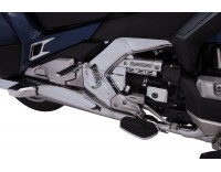 Engine cover set chrome GL1800 DCT 2018 up