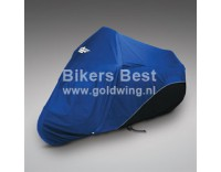 Luxury cover for GL1800 2018up models Blue / Black