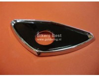 Topcase accent chrome Gl 1800