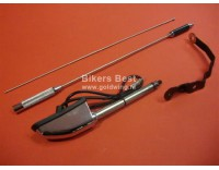 CB antenna chrome GL 1800 ( 21300006 )