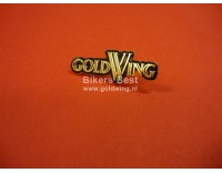 Goldwing Schrift Anstecknadel (altes Modell )