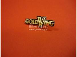 Goldwing sign pin  (old)
