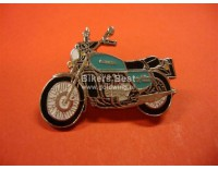 Goldwing GL 1000 pin in blue