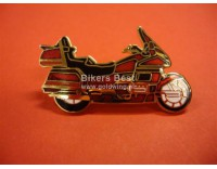 Goldwing GL 1500 pin in red