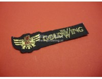 Goldwing badge small GL 1200