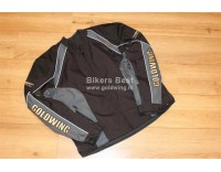 Goldwing All Weather grey and black  motorjas S / 8XL